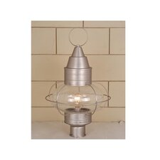 "Nautical 1 Light 13"" Post Lantern"