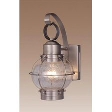 <strong>Vaxcel</strong> Nautical 1 Light Outdoor Wall Lantern