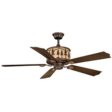 "56"" Yosemite 5 Blade Ceiling Fan"