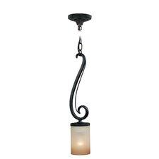 Elba 1 Light Mini Pendant