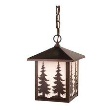 Yosemite 1 Light Outdoor Pendant Light