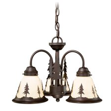 Yosemite 3 Light Ceiling Fan Light Kit