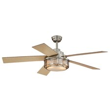"52"" Chesapeake 5 Blade Ceiling Fan"
