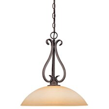 Mont Blanc 1 Light Pendant