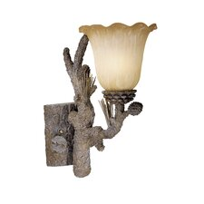 Aspen 1 Light Wall Sconce