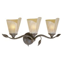 Capri 3 Light Vanity Light
