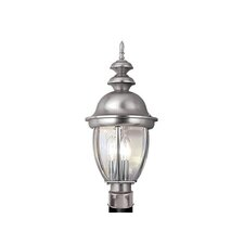 <strong>Vaxcel</strong> Capital 3 Light Outdoor Post Lantern