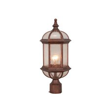 Chateau 1 Light Outdoor Post Lantern