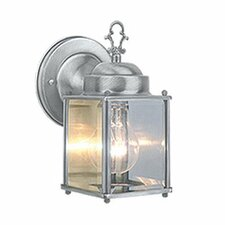 <strong>Vaxcel</strong> Millard 1 Light Outdoor Wall Lantern