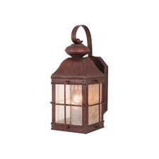 Revere 1 Light Outdoor Wall Lantern
