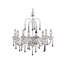 <strong>Vaxcel</strong> Sonata 8 Light Chandelier