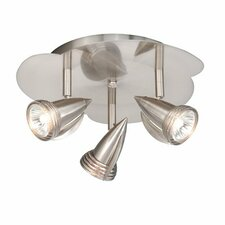 Semi Flush Mount Spotlight