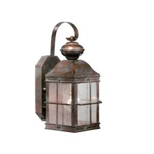 Revere Outdoor 1 Light Wall Lantern
