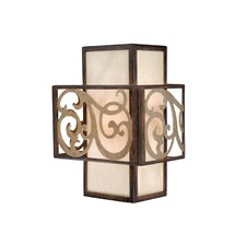 <strong>Vaxcel</strong> Ascot 1 Light Wall Sconce