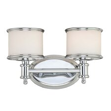 Carlisle 2 Light Vanity Light