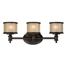 Carlisle 3 Light Vanity Light