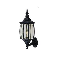<strong>Vaxcel</strong> Aurora Outdoor 1 Light Wall Lantern
