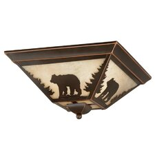 Bozeman Flush Mount