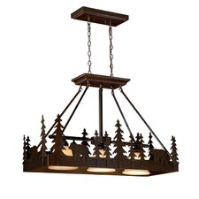 Bozeman 3 Light Pendant