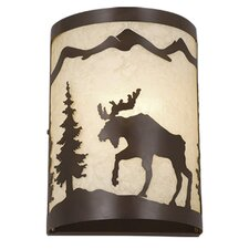 Yellowstone Indoor 1 Light Wall Sconce