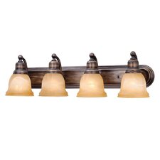 Lasalle 4 Light Vanity Light