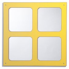 Window Square Mirror