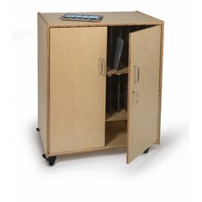 "28"" Tablet Storage Cabinet"