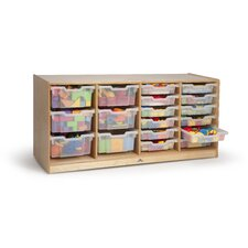 4 Compartment Cubby