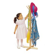 <strong>Whitney Brothers</strong> Dress-Up Coat Rack