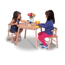 <strong>Whitney Brothers</strong> Bentwood-Back Kid's Desk Chair