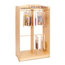 Hanging Bag / Audio Storage Floor Unit
