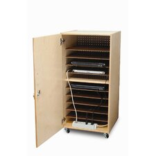 Single Laptop Security Cabinet