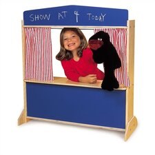 <strong>Whitney Brothers</strong> Puppet Theater