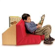 <strong>Whitney Brothers</strong> Reading Nook Kid's Novelty Chair