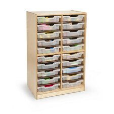 Parent Teacher Communication Center 20 Compartment Cubby