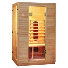 2 Person Ceramic FAR Infrared Sauna