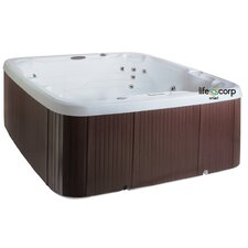 7-Person 17-Jet Paradise Plug and Play Spa