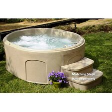4-Person 20-Jet Luna DLX Plug and Play Spa