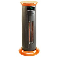 Lifelux Series 1500 Watt 110 Volt 15 Amp Electric All Season Heating and Cooling Tower