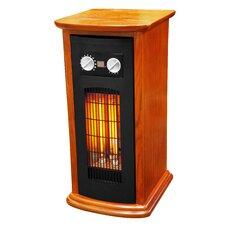 LifePro 1500 Watt 110 Volt 15 Amp Medium to Large Room Infrared Heating Tower