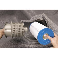 Discovery 50 Square Foot Replacement Spa Filter for all Rock Solid Series Spas EXCEPT THE LUNA SPA