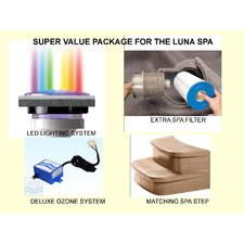 Lifesmart Super Value Accessory Package for the Luna Spa
