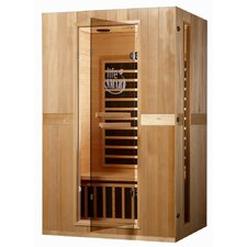Infracolor Ultimate 2 Person Carbon and Ceramic FAR Infrared Sauna