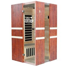 Euro Style 2 Person Carbon FAR Infrared Sauna