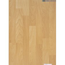 Classic 8mm Maple Laminate in Vermont Plank