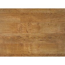 QS 700 7mm Oak Laminate in Golden Double Plank Living Surface