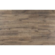 Reclaime 12mm Oak Laminate Plank in Heathered Oak