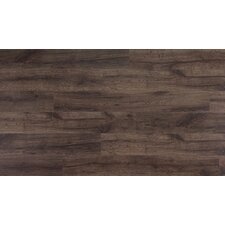 Reclaime 12mm Oak Laminate Plank in Flint Oak
