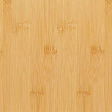 "Studio Floating Floor 7-11/16"" Horizontal Bamboo Flooring in Natural"