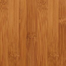 "Craftsman II 5-1/2"" Horizontal Bamboo Flooring in Caramelized"